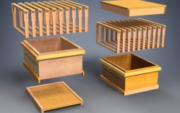 How to Make Langstroth Beehive Frames