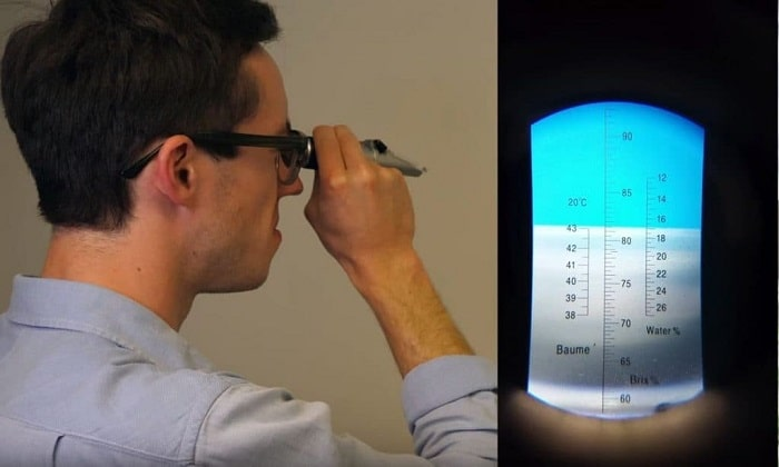What Should Honey Read On A Refractometer
