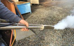 How To Use An Oxalic Acid Fogger to Treat Mites